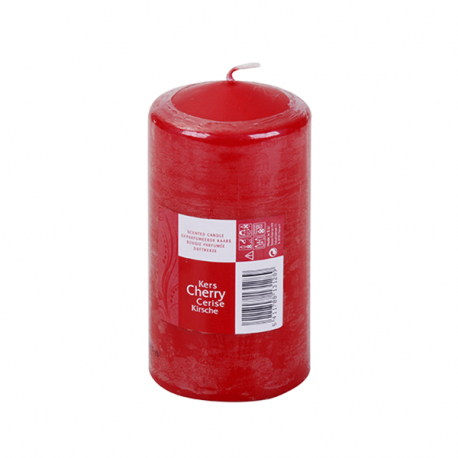 SPAAS Blockljus Cherry 70/130 mm