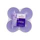 SPAAS Värmeljus Stora Lavender 4p