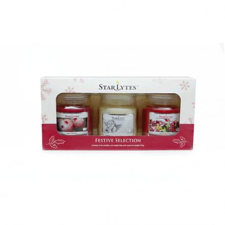 Starlytes Christmas 3 pack
