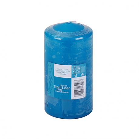 SPAAS Blockljus Fresh Linen 70/130 mm
