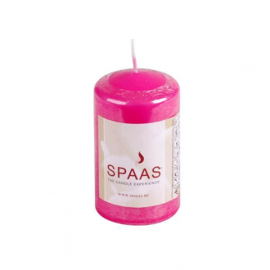 SPAAS Blockljus 60/100mm Fuschia
