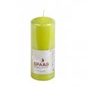 SPAAS Blockljus Lime 6x15cm