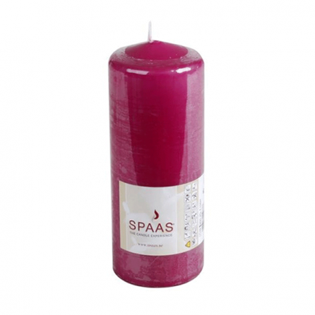 SPAAS Blockljus 80/200mm Purpur