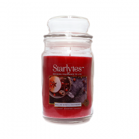 Starlytes Mulled Wine & Cranberry 16oz